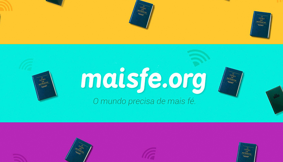 """Compartilhe Mais Fé"" 