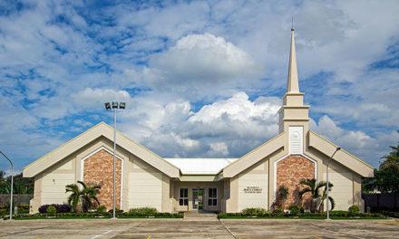 Mudança na rede de wi-fi das capelas e outros prédios da Igreja