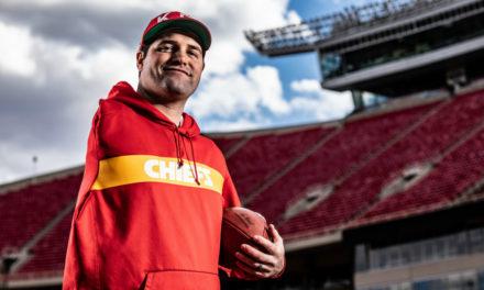 Como esse Santo dos Últimos Dias participou da vitória dos Chiefs no Super Bowl