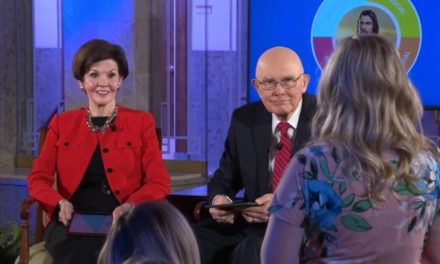 Dicas do Presidente e da Irmã Oaks sobre como alcançar seus objetivos