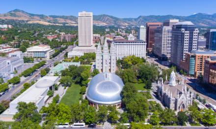 A Igreja fecha seus edifícios da Praça do Templo por causa do coronavírus