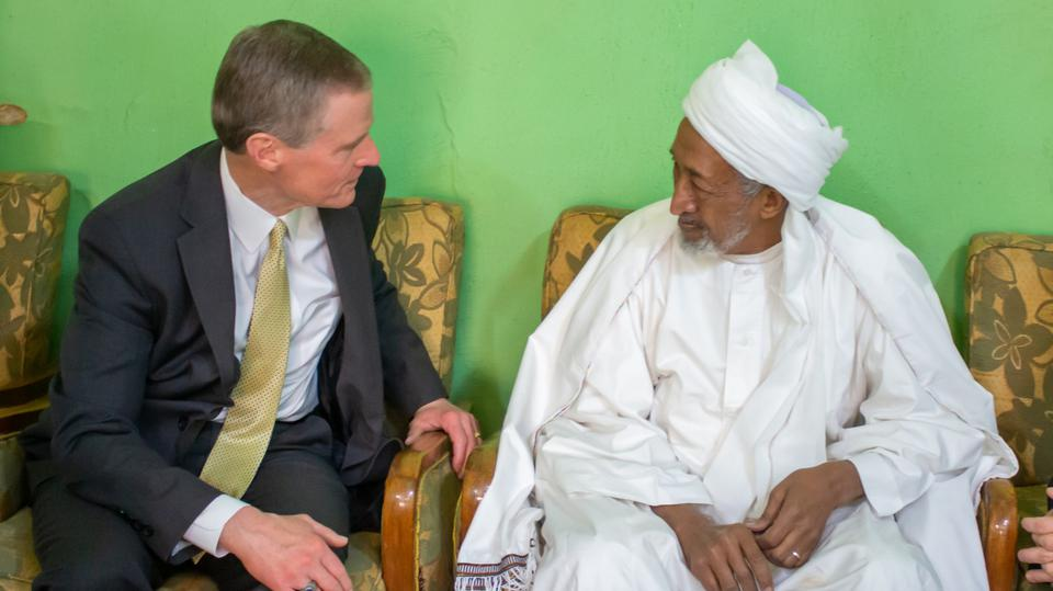 Pela primeira vez na história, o Sudão recebe a visita de um apóstolo da Igreja de Jesus Cristo