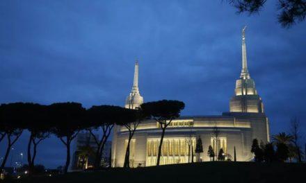 Templo de Roma é fechado e uma estaca nos Estados Unidos cancela reuniões por conta do coronavírus