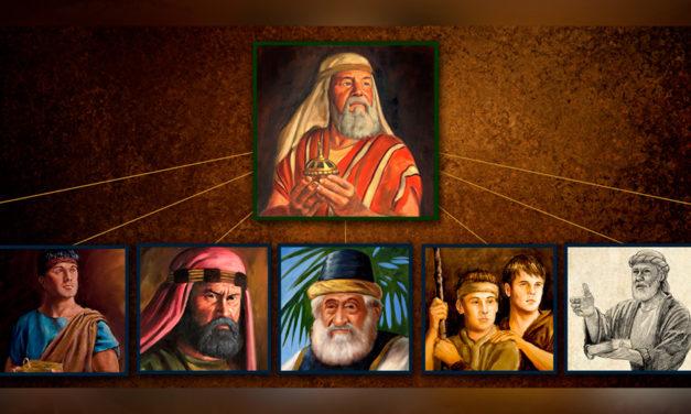 Por que Leí dividiu seu povo em sete tribos?