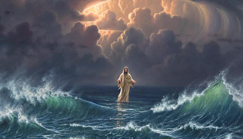 Mestre, o mar se revolta. Podes acalmar as tempestades?