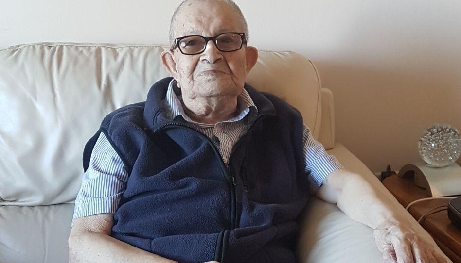 Santo dos últimos dias de 101 anos sobrevive à COVID-19