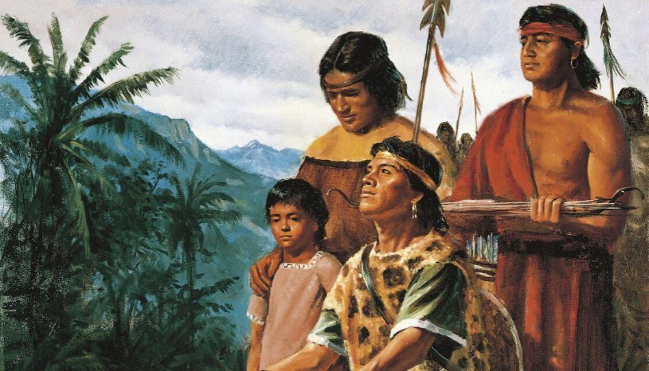 O que podemos aprender com as tradições lamanitas?