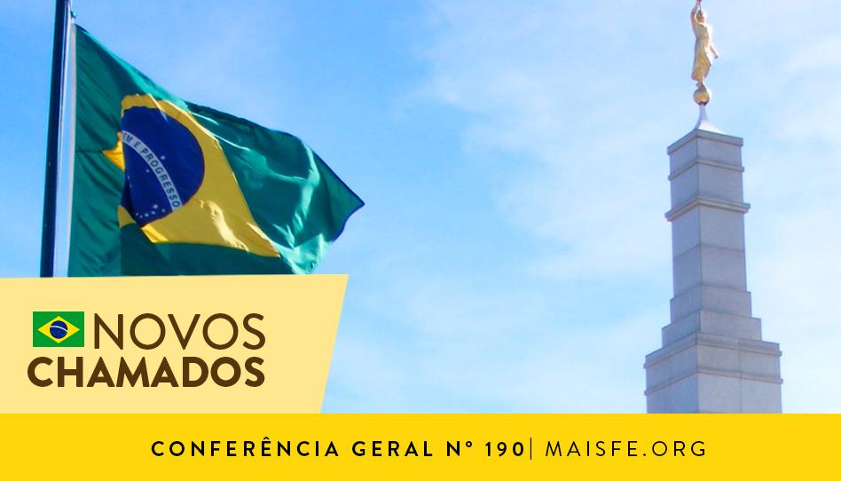 Confira quem são os brasileiros apoiados como Setentas Gerais e de Área
