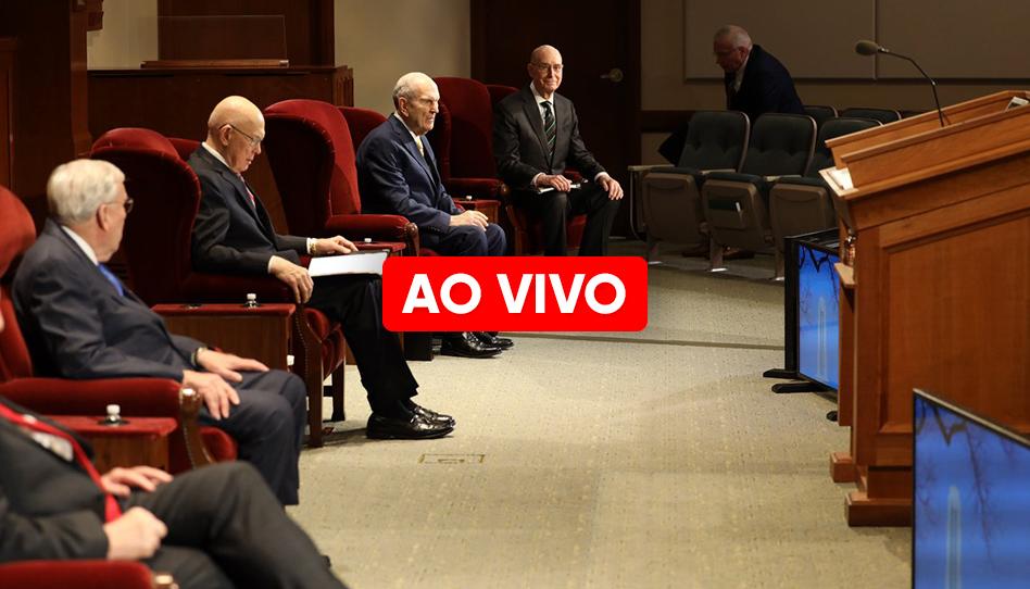 AO VIVO – Assista aqui à Conferência Geral de abril de 2020