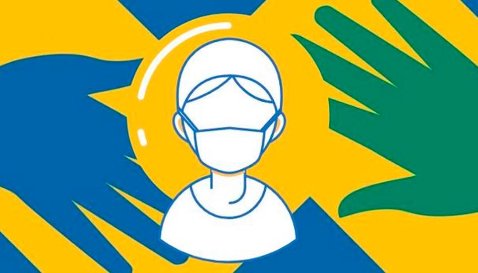 Projeto Mãos que Ajudam mobiliza voluntários para a produção de 3 milhões de máscaras em todo o Brasil