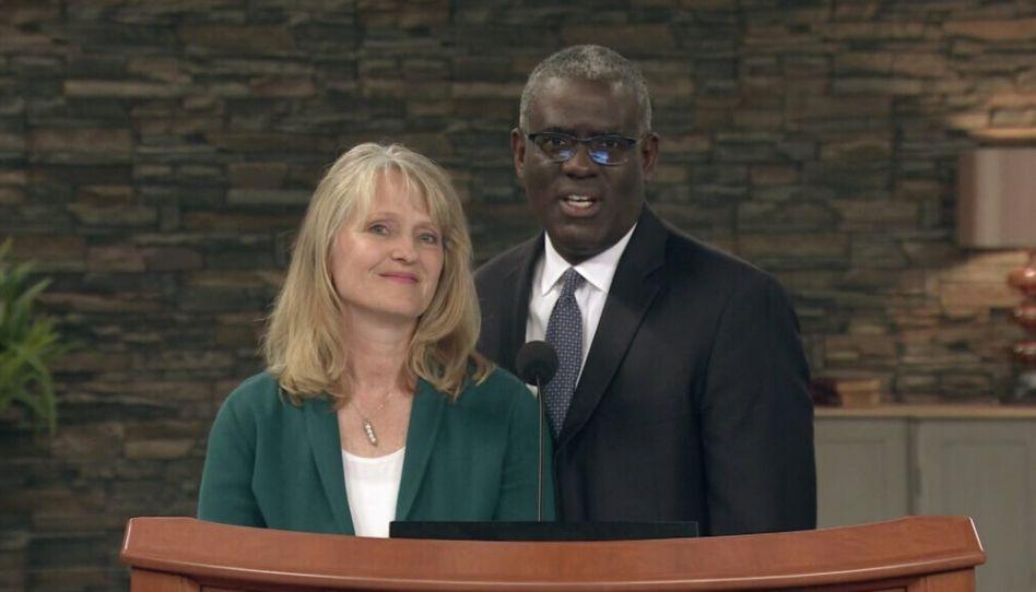 Élder Johnson: Ministrar através da inspiração do Espírito Santo