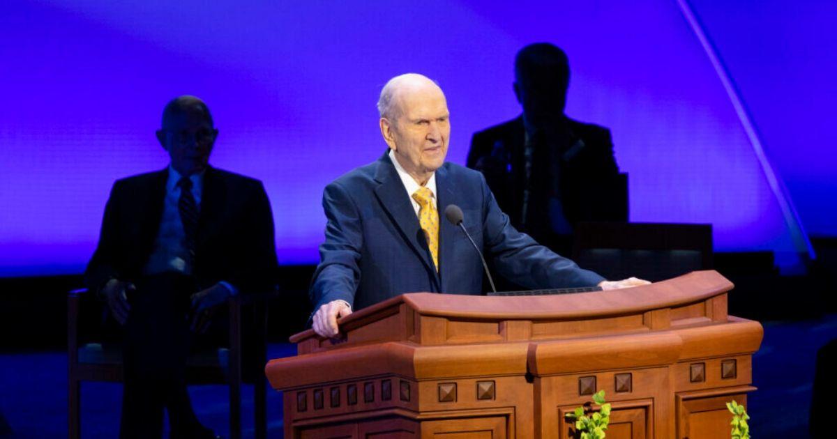 Presidente Nelson ensina aos novos presidentes de missão como receber orientação celestial