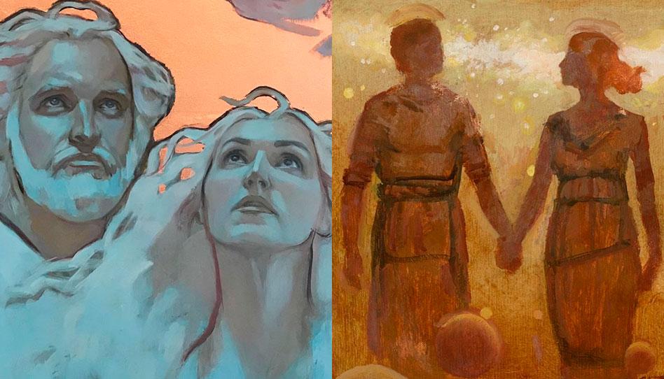 11 representações artísticas sobre a Mãe Celestial