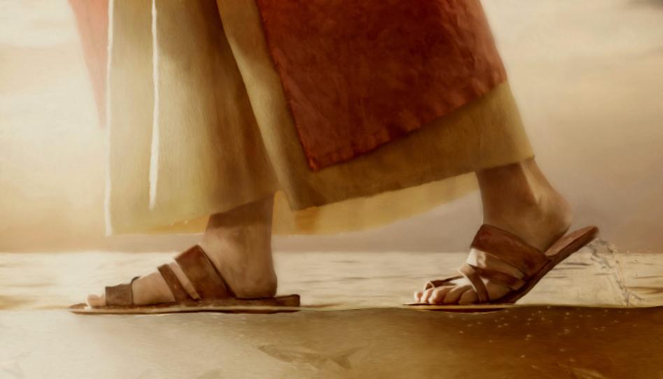 Podemos trilhar os caminhos que Jesus trilhou