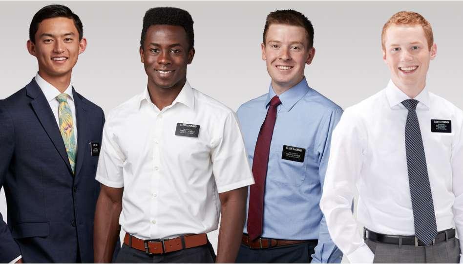 Anunciadas exceções de padrões de vestuário para missionários