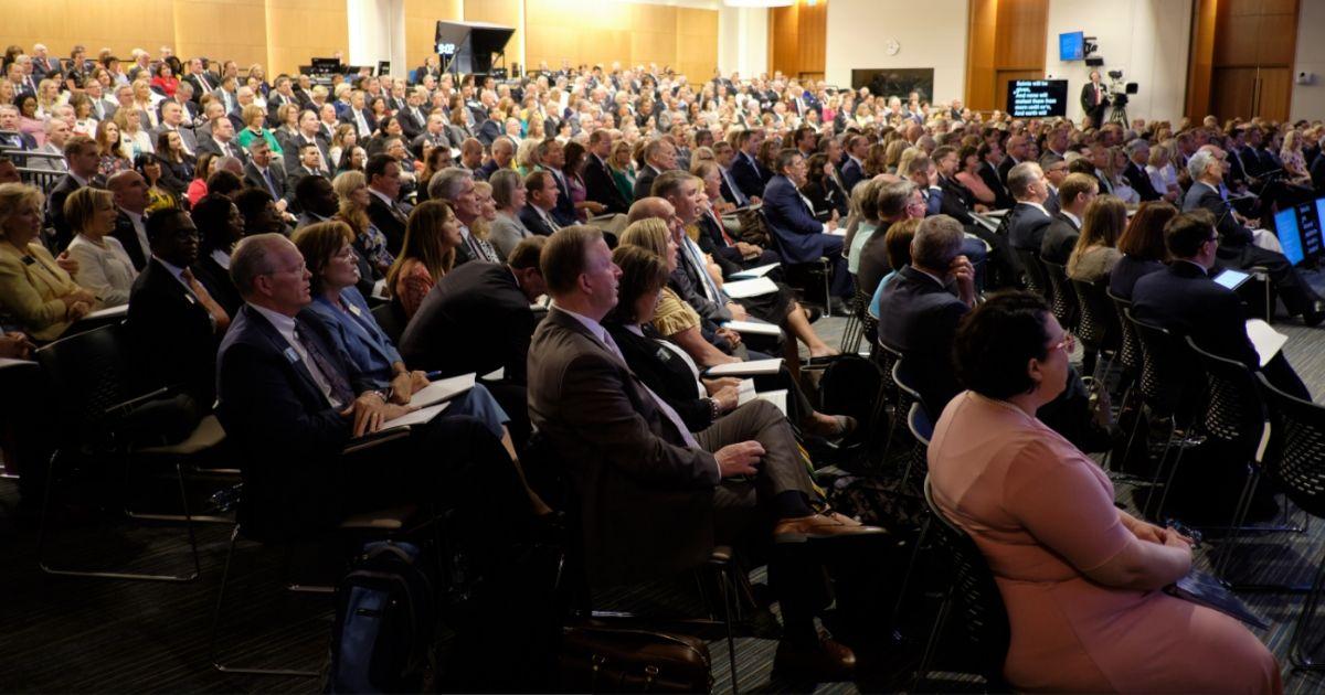 O seminário para novos presidentes de missão será online em 2020