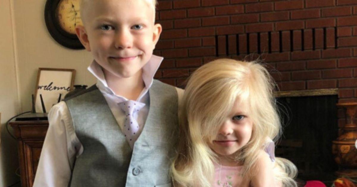 Menino de 6 anos que salvou irmã mais nova é de família santo dos últimos dias