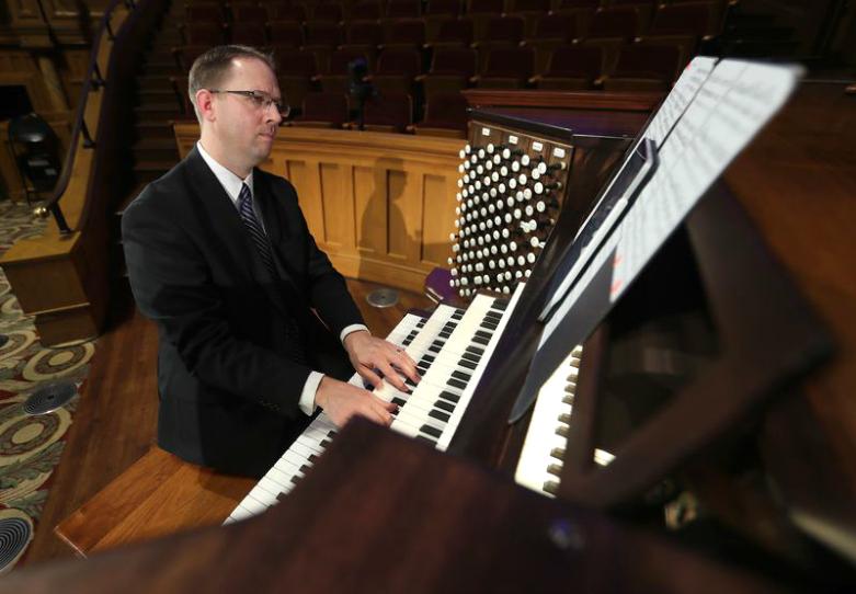 Brian Mathias. Foto: Deseret News