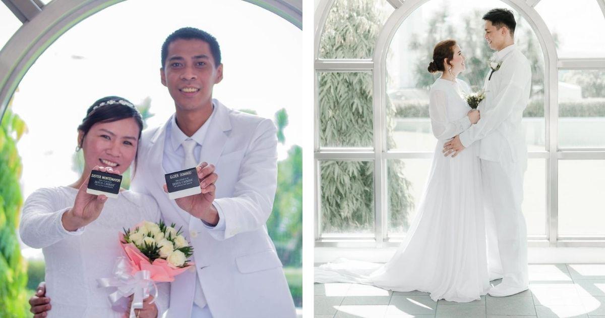 O que esses casais aprenderam ao adiar o casamento até que os templos reabrissem