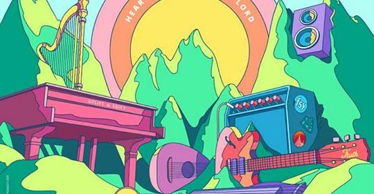 A Igreja de Jesus Cristo anuncia seu festival virtual de música para os jovens
