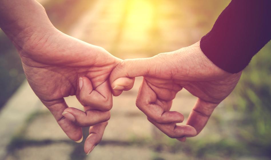 Em Jesus Cristo cada história de amor tem um final feliz