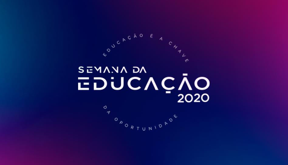 Não perca a Semana da Educação 2020 [Evento Online Gratuito]