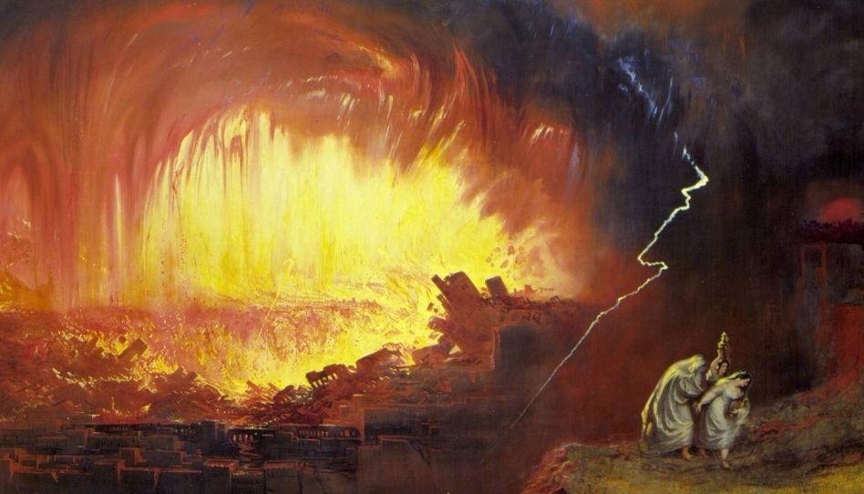 Os perigos de um lar perto de Sodoma
