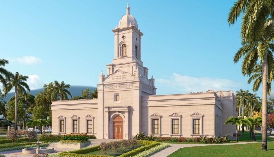 Anunciada a data da abertura de terra do Templo de San Pedro Sula, Honduras
