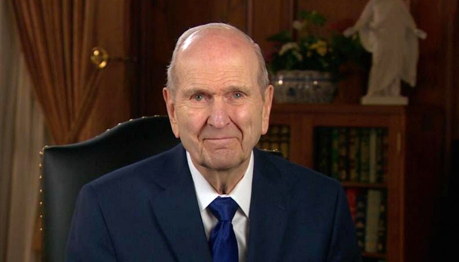 Presidente Russell M. Nelson anuncia a construção de um novo templo em Ephraim, Utah