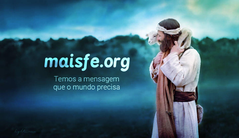 Mais Fé lança um novo site renovado