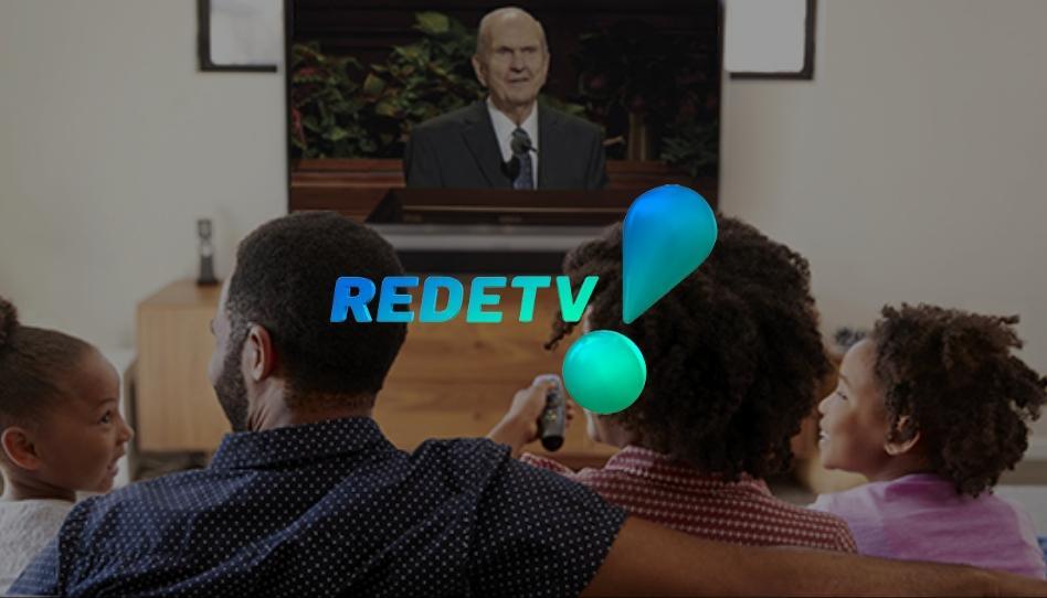 RedeTV transmitirá a Primeira Sessão de Domingo da Conferência Geral de outubro de 2020