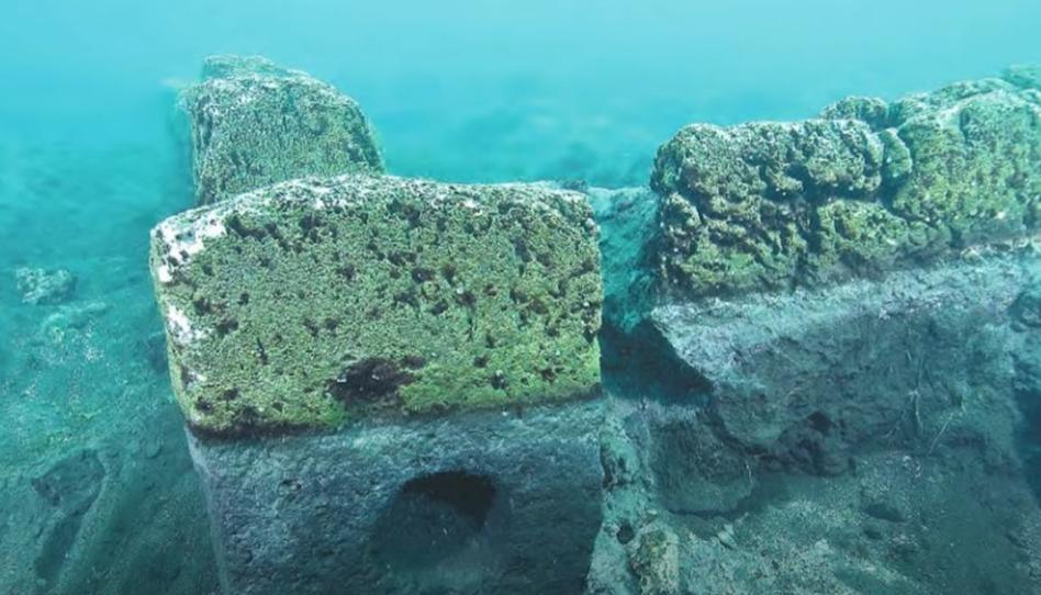 Existe evidência de cidades submersas na América Antiga?