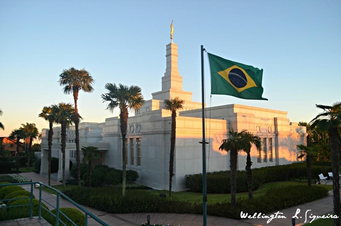 Templo de Porto Alegre iniciará a Fase 2 da reabertura gradual | COVID-19
