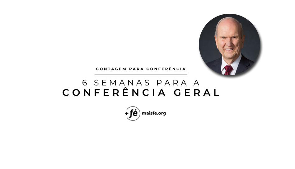A Conferência Geral está chegando! Vamos seguir o profeta e estudar sobre a Israel do convênio?
